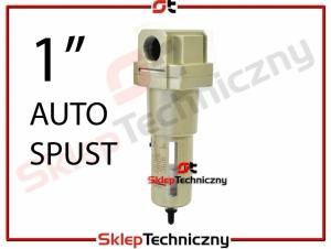 Filtr powietrza, Separator, Odolejacz Odwadniacz AUTO SPUST AF5000-10D