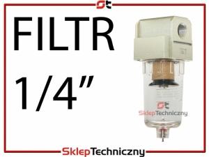 Filtr powietrza, Separator, Odolejacz Odwadniacz