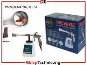 Pistolet do prania tapicerki TORNADOR Inox Dysza HCL-02A